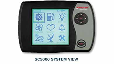 Mercury Smartcraft SC5000 systemview For Sale - Boatmad com